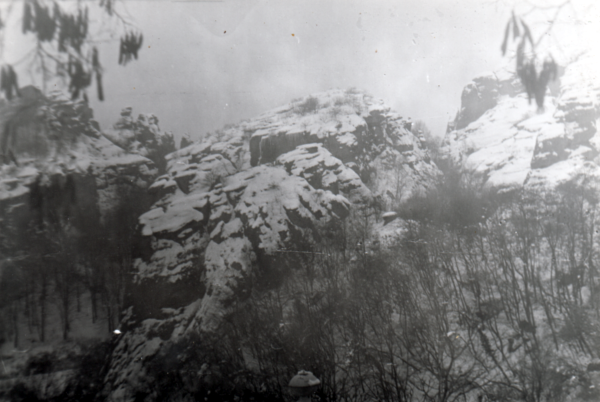 Зимни скали