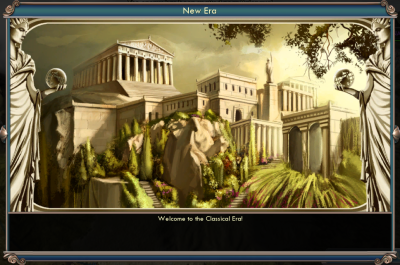 Civilization V: The Classical Era