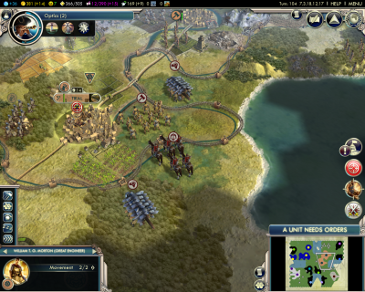 Civilization V: Defending Tikal