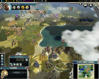 Civilization V: Prelude to War