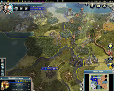 Civilization V: Invading Sweden