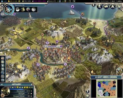 Civilization V: Karthage Siege