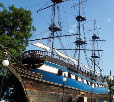 Old Ship Zlatni Pjasaci